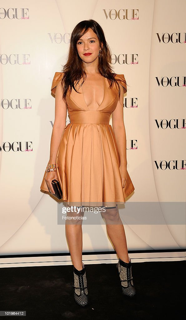Celebrities Attend 'VII Vogue Joyas Awards' in Madrid