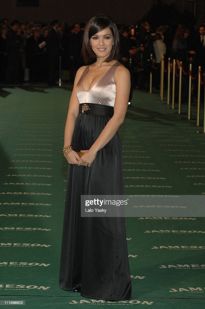 2007 Goya Awards - Arrivals