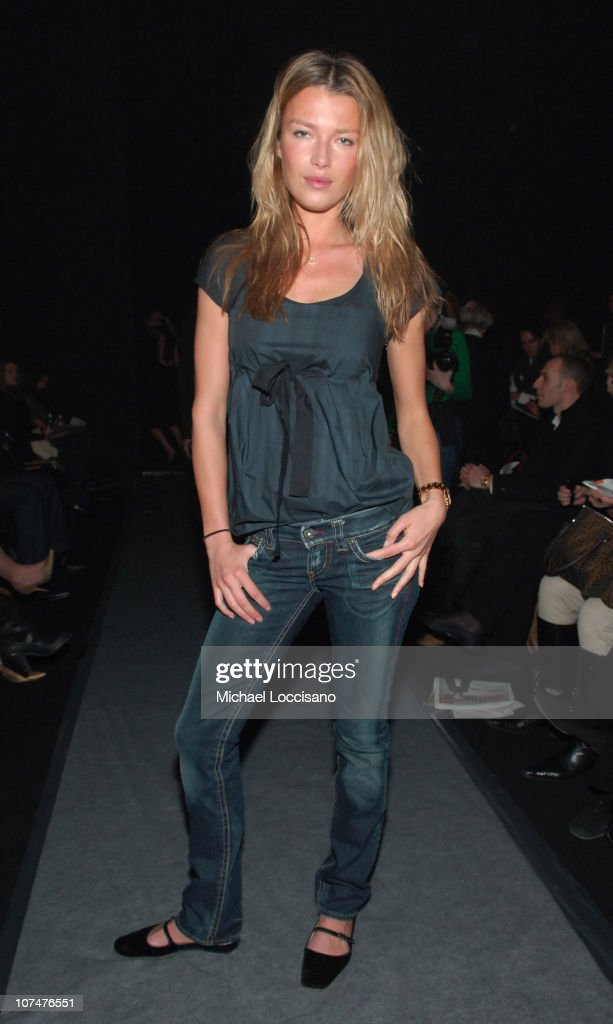 Olympus Fashion Week Fall 2006 - Wunderkind - Front Row and Backstage