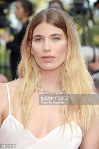 Veronika Heilbrunner attends the 'The Beguiled' screening during the 70th annual Cannes Film Festival at Palais des Festivals on May 24 2017 in...