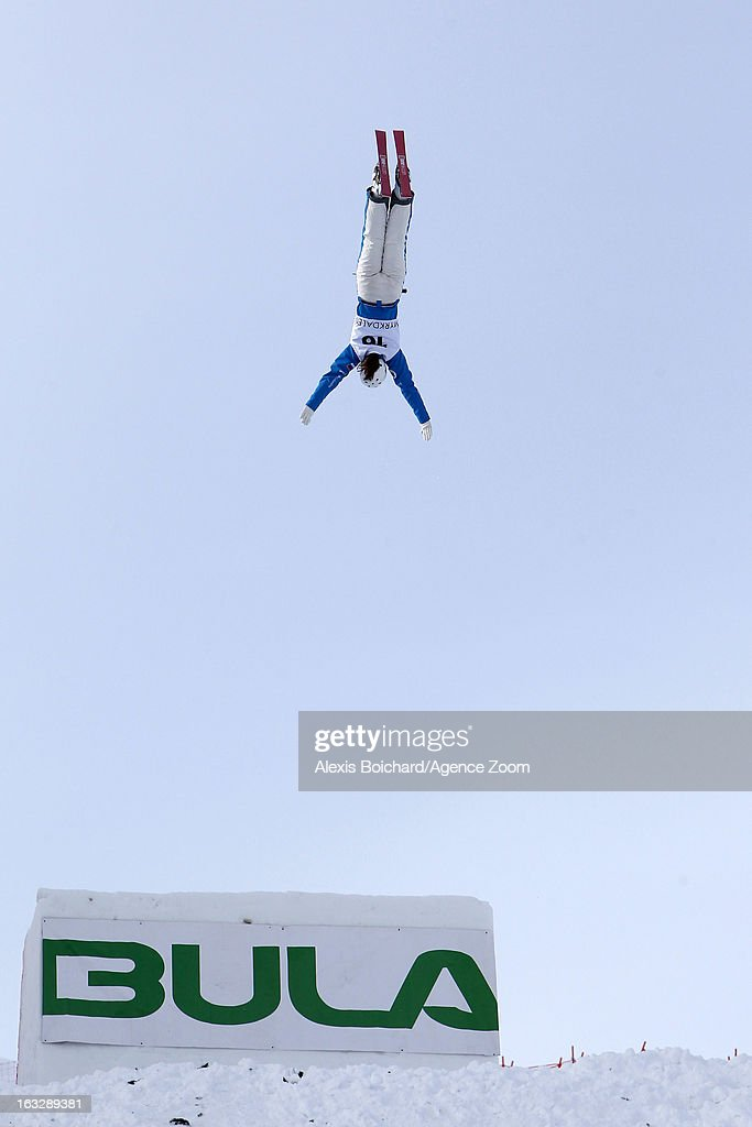 FIS Freestyle World Ski Championships 2013 - Men and Women's Aerials