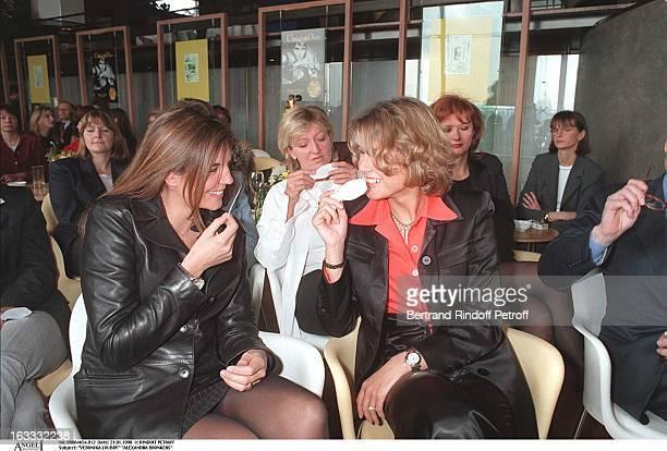 Veronika loubry stock photos and pictures getty images - Fille de charlotte de turckheim ...
