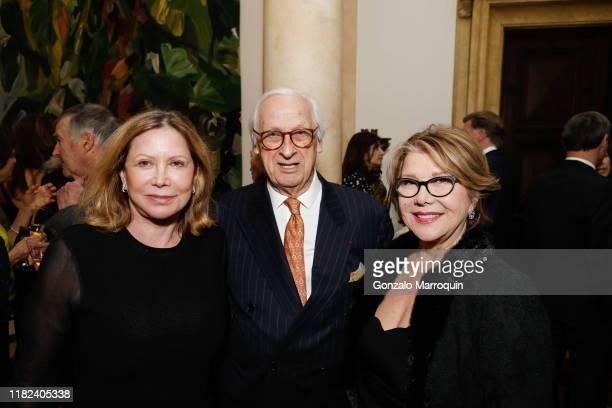 Veronique Chervriet Odile de SchietereLongchampt and Michel Longchampt attend The American Friends Of The Paris Opera And Ballet 35th Anniversary...