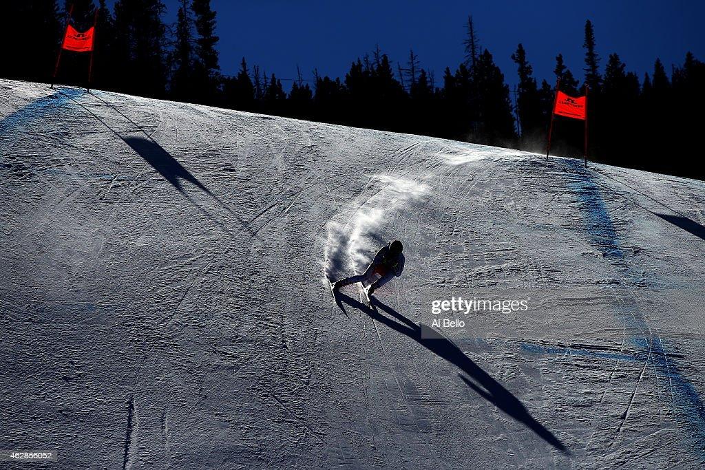 2015 FIS Alpine World Ski Championships - Day 5