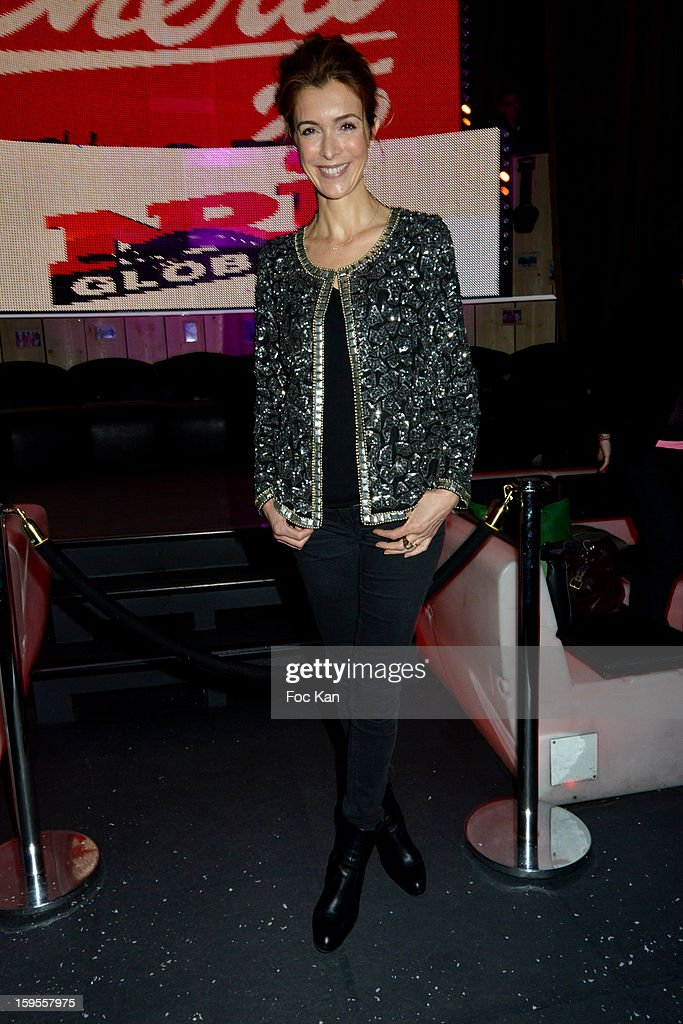 Veronique Mounier attends the Cherie 25 NRJ Party at VIP Room Theatre on January 15, 2013 in Paris, France.
