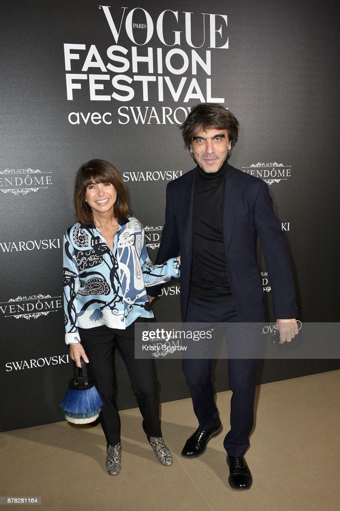 Vogue Fashion Festival 2017: Photocall At Hotel Potocki : ニュース写真