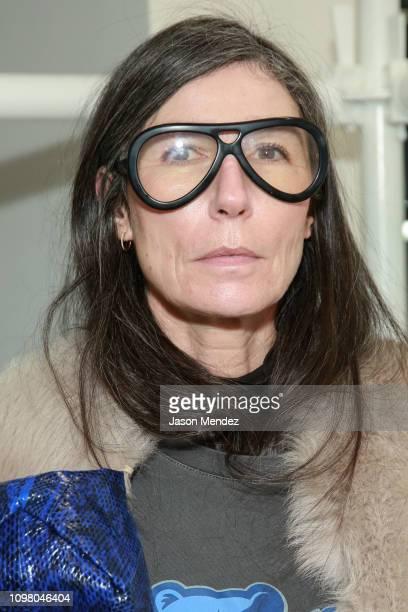 Veronique Tristam on February 11 2019 in New York City