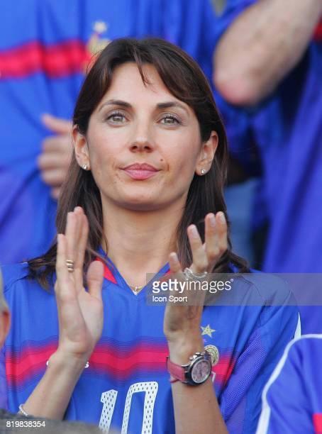 Veronique ZIDANE France / Suisse Championnat d'Europe 2004 Portugal