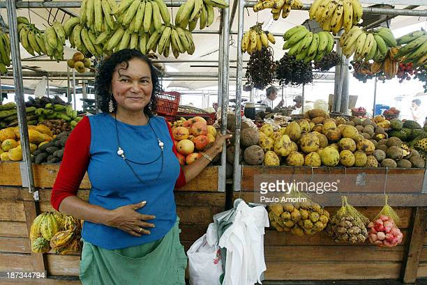VeroPeso market on 7 2004 in Belem Brazil Belem is considered the entrance gate to the Amazon and for more than 300 years boats have unloaded their...