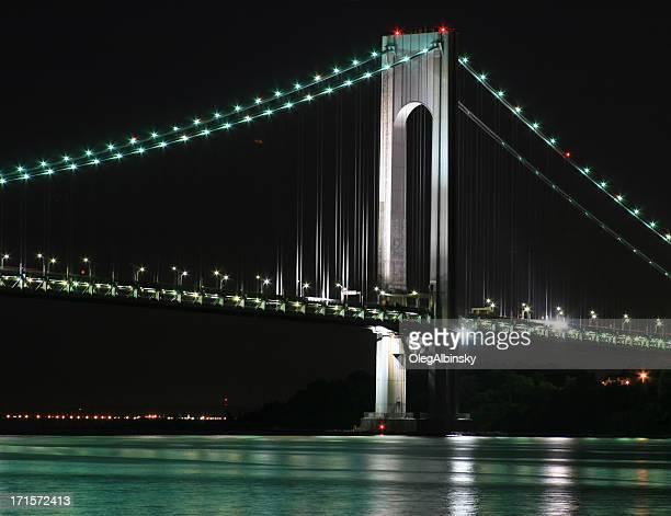 Pont Verrazano Narrows Bridge, New York