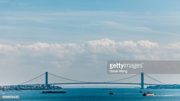 Verrazano-Narrows Bridge, New York, USA