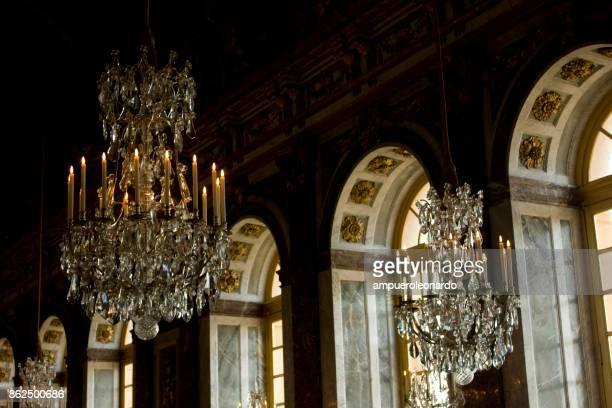 versailles palace, palace of versailles, paris, france - chateau de versailles stock pictures, royalty-free photos & images