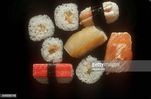 verschiedene Sushi 2001