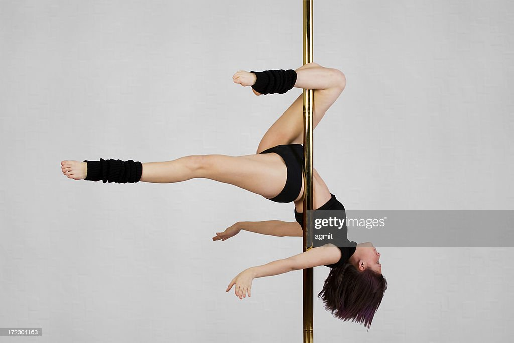 Vertical Dance - Scorpion : Stock Photo