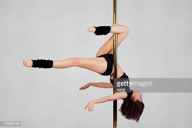 vertikale dance-skorpion - lap dance stock-fotos und bilder