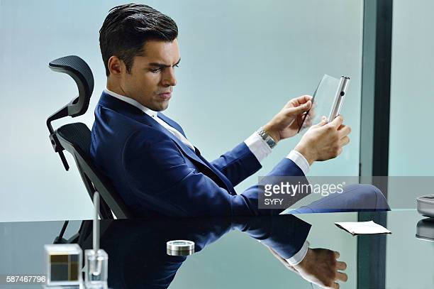 INCORPORATED 'Vertical Mobility' Episode 101 Pictured Sean Teale as Ben Larson