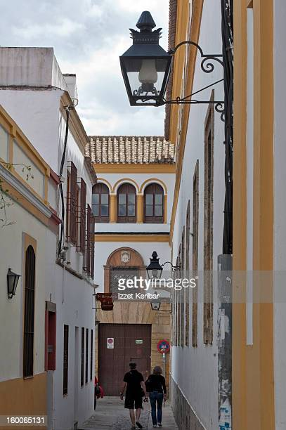 Vertical view of Cordoba street