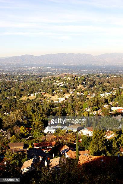 Vertical Woodland Hills Community in the San Fernando