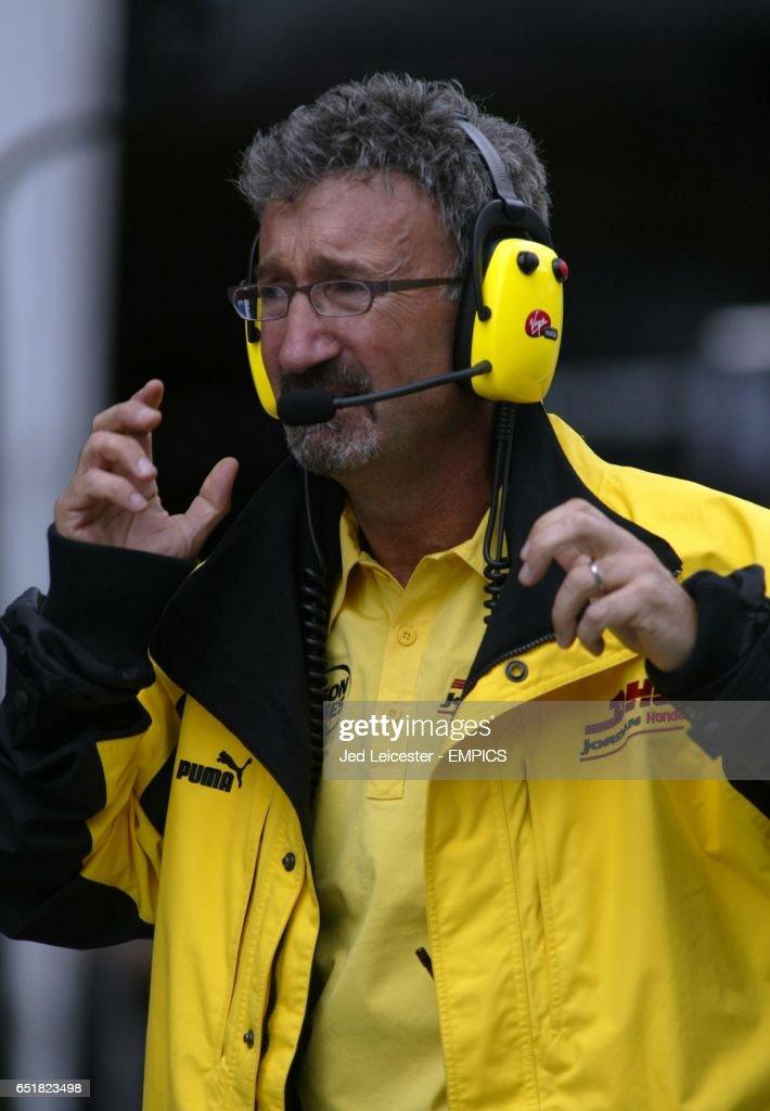 árengedmény alacsony költségű kuponkódok A very concerned Jordan boss Eddie Jordan rushes to find any news ...