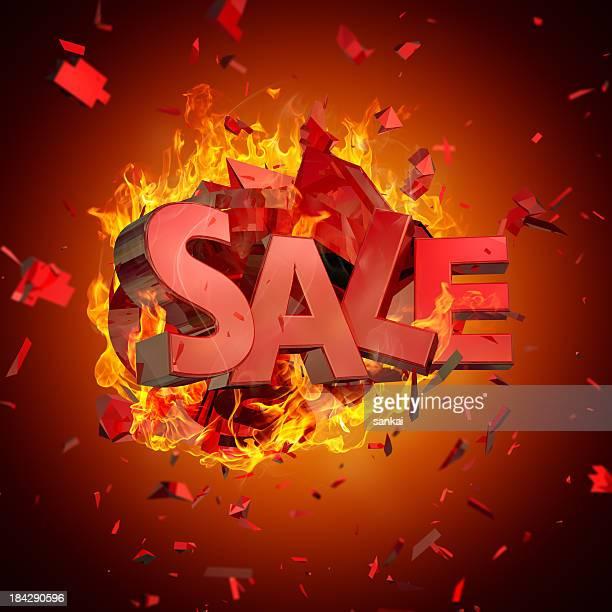 molto caldo vendita - prezzo messaggio foto e immagini stock