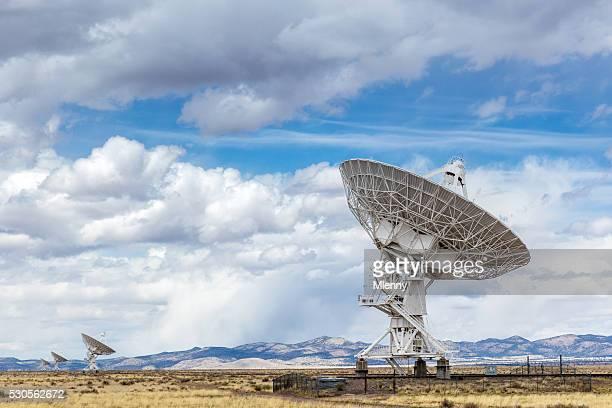 Très nombreux Radio VLA Télescope astronomique, Nouveau-Mexique