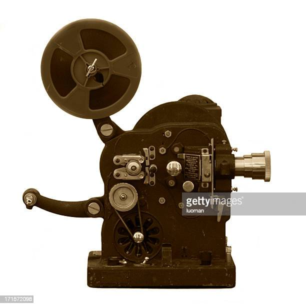 Very old super 8 projector