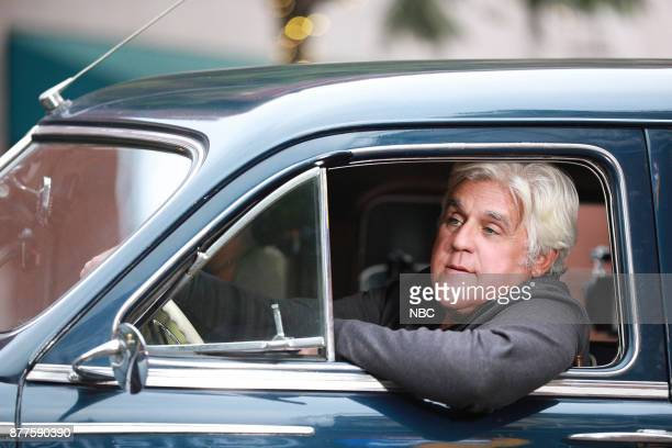 SPECIAL 'A Very Pentatonix Christmas Special' Pictured Jay Leno