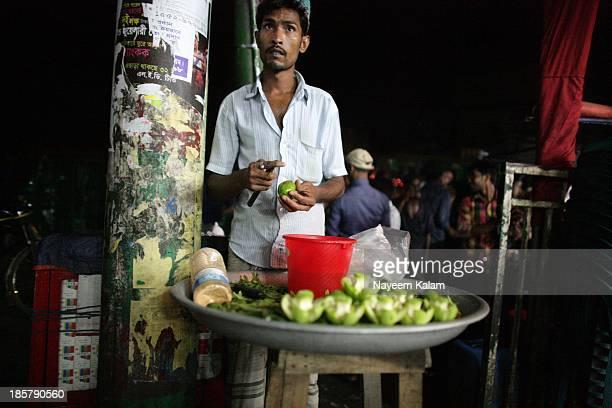 "Very popular fruit around here the Amra <a href=""http://en.wikipedia.org/wiki/Spondias_mombin""..."