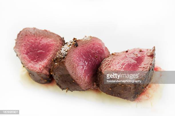 Wildbret-steak