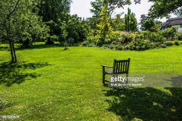 a very relaxing place. - lawn stock pictures, royalty-free photos & images