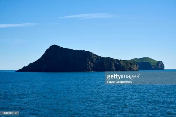 A very small island, part of Vestmannaeyjar (Western Islands) archipelago, Iceland