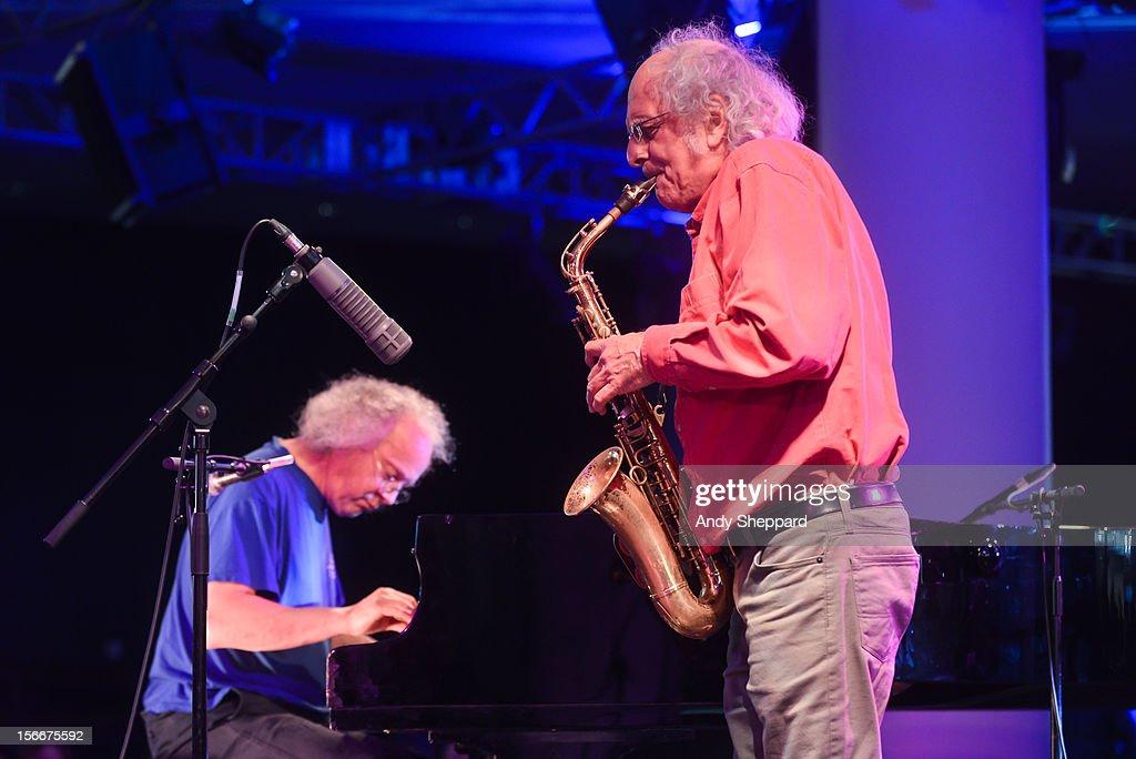 London Jazz Festival 2012 - Day 10 : News Photo