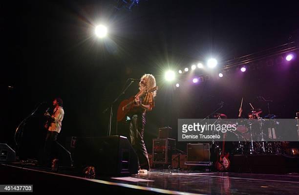 Vesica Pisces Opens For Rachel Ferris during Rachel Ferris Performs at Caesars Palace in Las Vegas Nevada