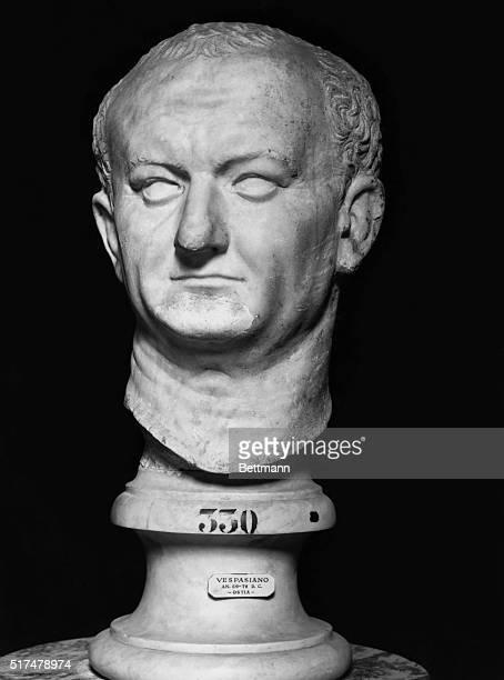Vespasian's full name in Latin is Caesar Vespasianus Augustus and his original full name is Titus Flavius Vespasianus Roman Emperor He was the...