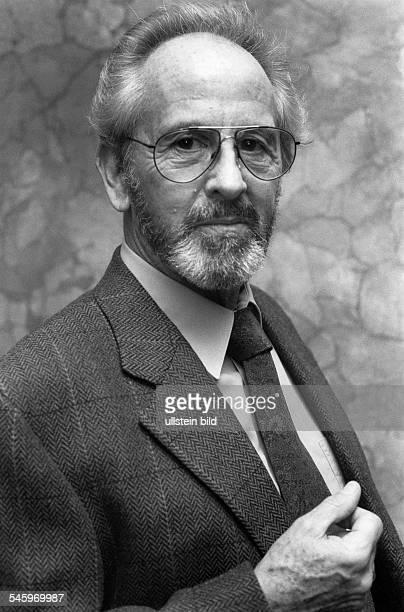 Vespermann Gerd *Schauspieler Synchronsprecher D Portrait 1994
