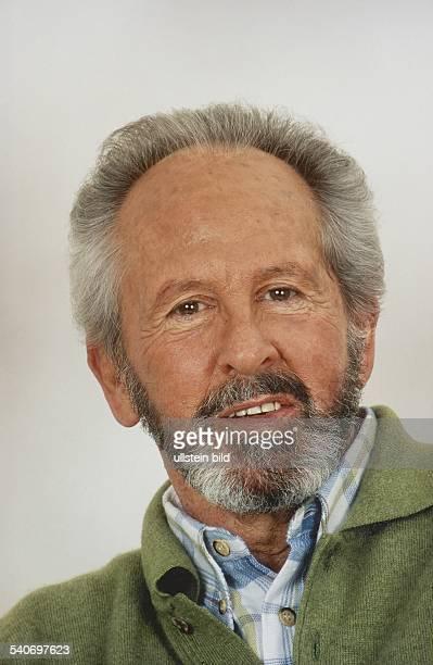 Vespermann Gerd *Schauspieler Synchronsprecher D Portrait undatiert