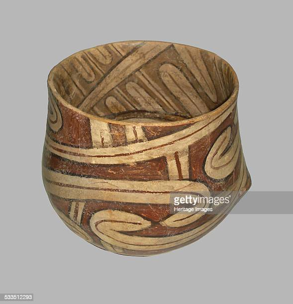 Vessel 4100 BC Found in the collection of Museum of Russian Art Minneapolis