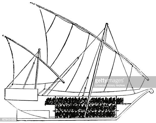 Vessel formerly used in the East African slave trade Classical Portfolio of Primitive Carriers by Marshall M Kirman World Railway Publ Co...