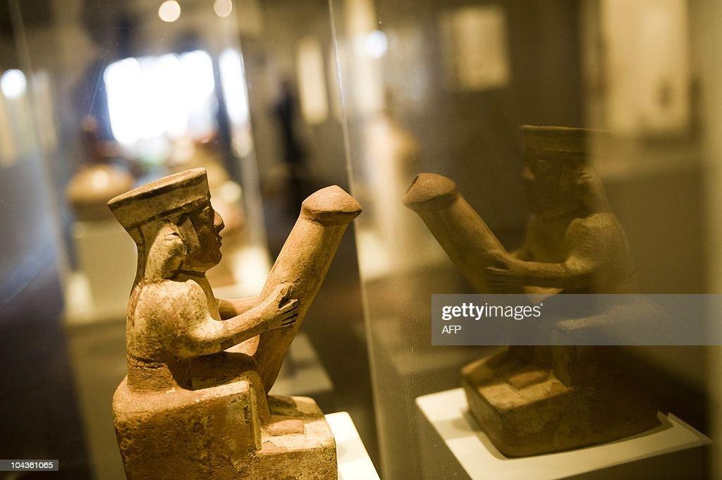 Ancient artifact erotic