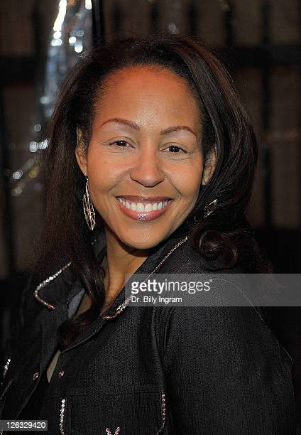 Vesta Williams attends the 10th Annual Heroes in the Struggle Gala at the Avalon on December 1 2010 in Hollywood California