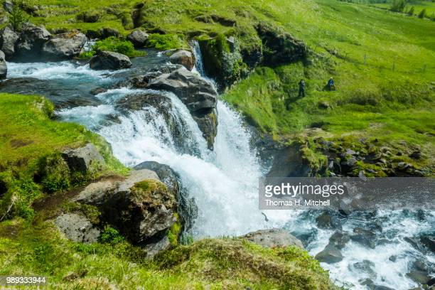 vestmannaeyjar,iceland - brook mitchell stock pictures, royalty-free photos & images