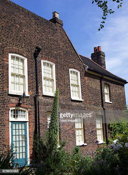 Vestry House in Walthamstow Village Waltham Forest England