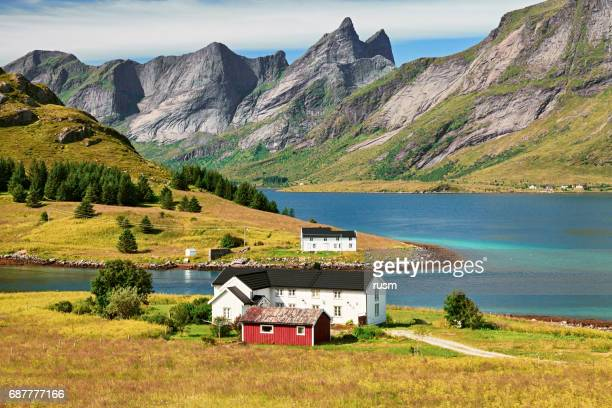Vestvagoy island, Lofoten Islands, Norway