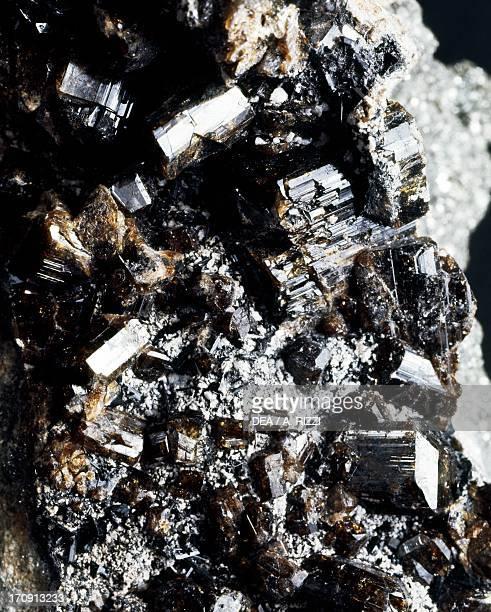 Vesuvianite or Idocrase silicate