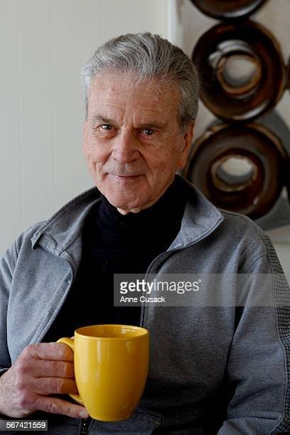 Veteran actor Don Murray poses for a portrait at his daughters home in Woodland Hills on March 3 3014 He earned a best supporting actor nomination...