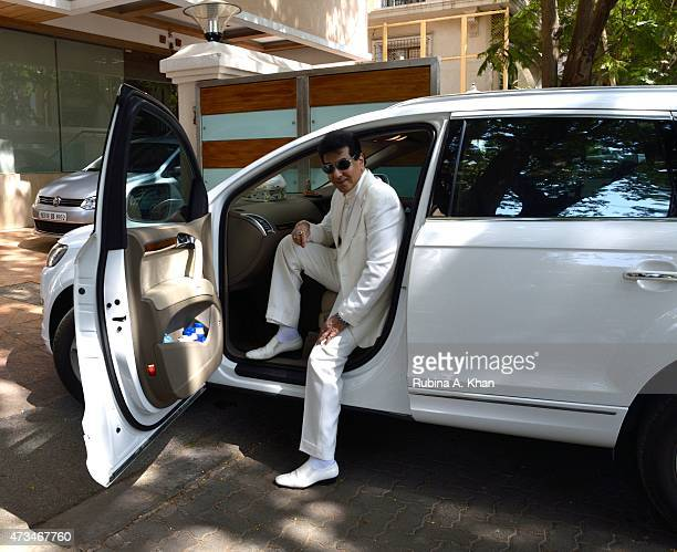 Veteran Bollywood actor Jeetendra wore an allwhite ensemble which was quintessentially his signature look in his heyday as a leading actor including...