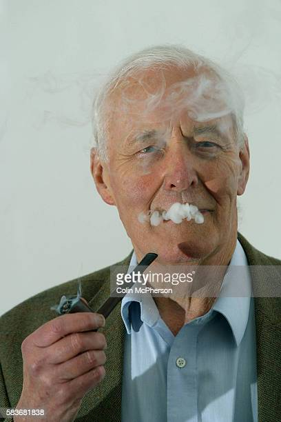 Veteran British leftwing politician Tony Benn pictured at the Edinburgh International Book Festival where he talked about the latest edition of his...