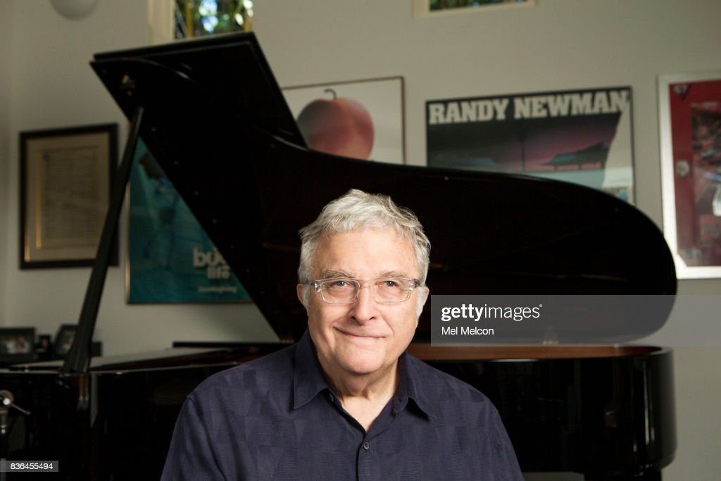 Veteran singer-songwriter-composer Randy Newman is photographed for Los Angeles Times on July 27, 2017 in Los Angeles, California. PUBLISHED IMAGE.
