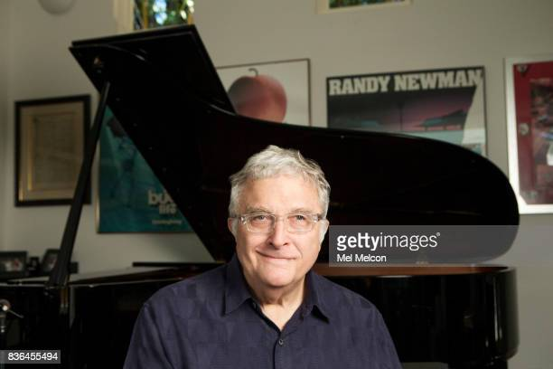 Veteran singersongwritercomposer Randy Newman is photographed for Los Angeles Times on July 27 2017 in Los Angeles California PUBLISHED IMAGE CREDIT...