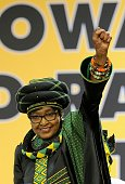 Veteran winnie madikizelamandela during outgoing anc president jacob picture id894785600?s=170x170